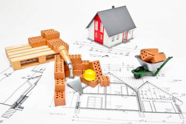 Bau Handwerker Haus