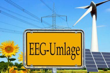EEG Umlage