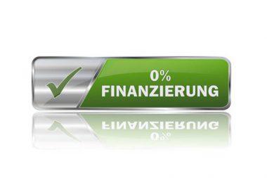 0-Prozent Finanzierung