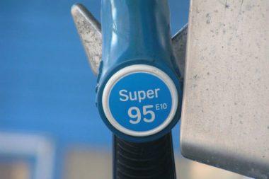 Benzinkosten absetzen