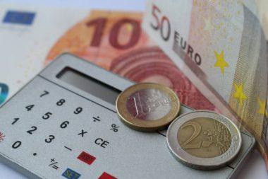 Euro Taschenrechner