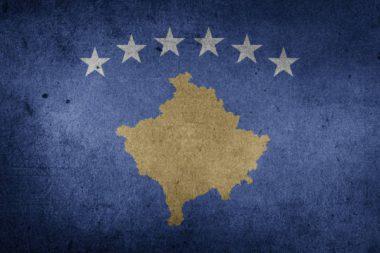 Fahne Kosovo