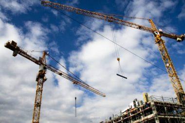 Baustelle Unternehmen AfA