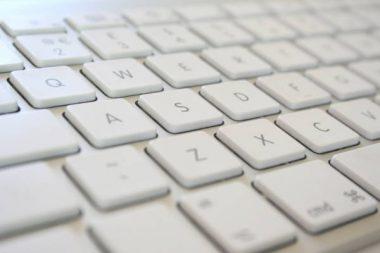 Tastatur Steuererklärung online