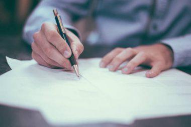 insolvenzverwalter unterschrift