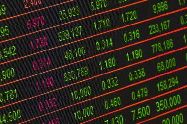 Aktien Depot Börse Investment