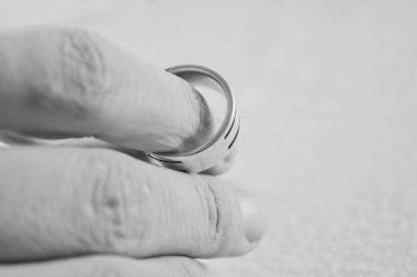 Scheidung Ehe Ring