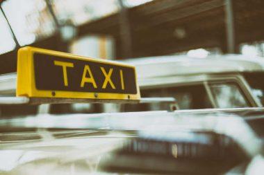 Taxi Pausenzeiten
