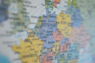 Deutschland Inland Ausland-Umsatzsteuer