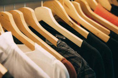 Kleidung Handel Rechnung