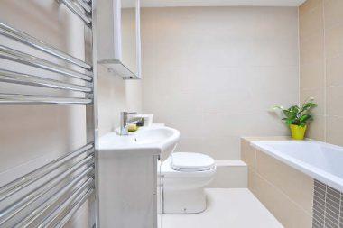 Umbau Badezimmer Arbeitszimmer