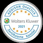 ADDISON OneClick Zertifizierte Kanzlei