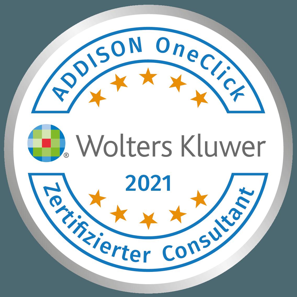 ADDISON OneClick Consultant 2021